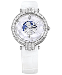 Harry Winston Premier Ladies Watch Model PRNQMP36WW001