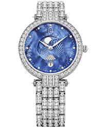 Harry Winston Premier Ladies Watch Model PRNQMP36WW006