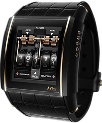 HD3 Slyde Men's Watch Model HD3SLYDERGBLCK