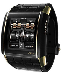 HD3 Slyde Men's Watch Model HD3SLYDERG
