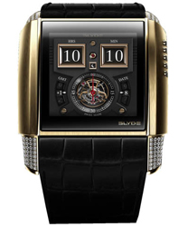 HD3 Slyde Mens Wristwatch