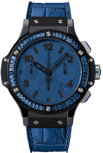 Hublot Big Bang Tutti Frutti 41mm Ladies Wristwatch Model: 341.CL.5190.LR.1901