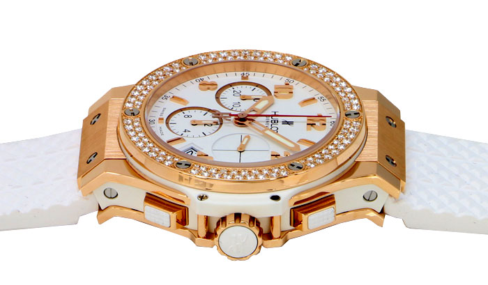 Hublot Big Bang Ladies Watch Model 341.PE.230.RW.114 Thumbnail 2
