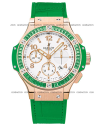 Hublot Big Bang Ladies Wristwatch Model: 341.PG.2010.LR.1922
