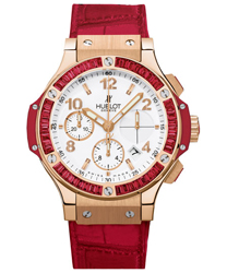 Hublot Big Bang Ladies Wristwatch Model: 341.PR.2010.LR.1913
