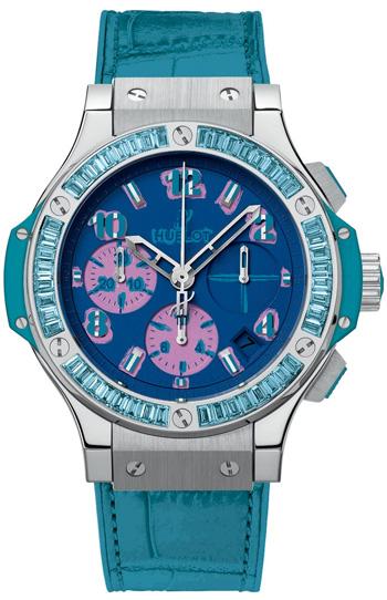 Ladies Hublot Big Bang Diamond Bezel Watches