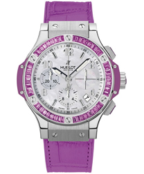 Hublot Big Bang Ladies Wristwatch Model: 341.SV.6010.LR.1905