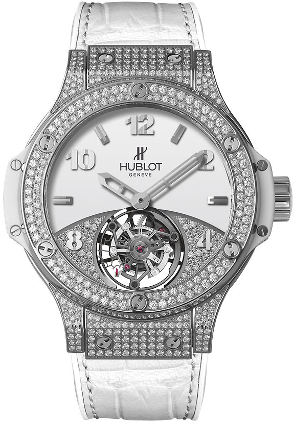 Hublot Big Bang Unisex Watch Model 345.SE.2010.LR.1704 Thumbnail 2