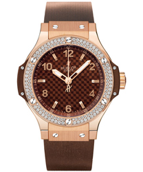 Hublot Big Bang Ladies Wristwatch Model: 361.PC.3380.RC.1104