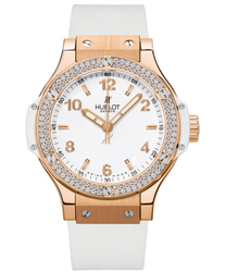 Hublot Big Bang Ladies Wristwatch Model: 361.PE.2010.RW.1104