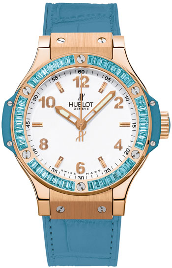 Hublot Big Bang 38mm Ladies Wristwatch Model: 361.PL.2010.LR.1907