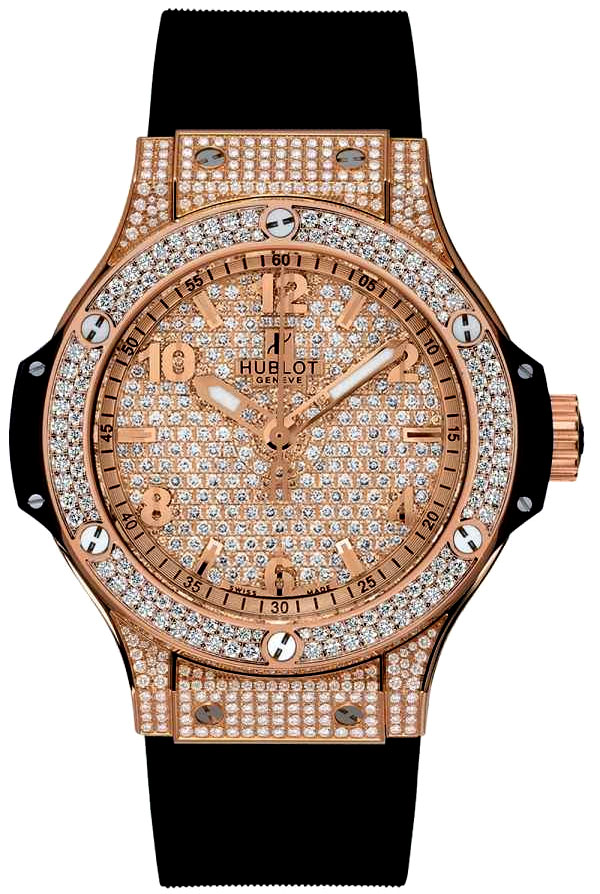 Hublot Big Bang Ladies Watch Model 361.PX.9010.RX.1704 Thumbnail 2