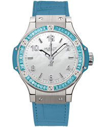 Hublot Big Bang Ladies Wristwatch Model: 361.SL.6010.LR.1907