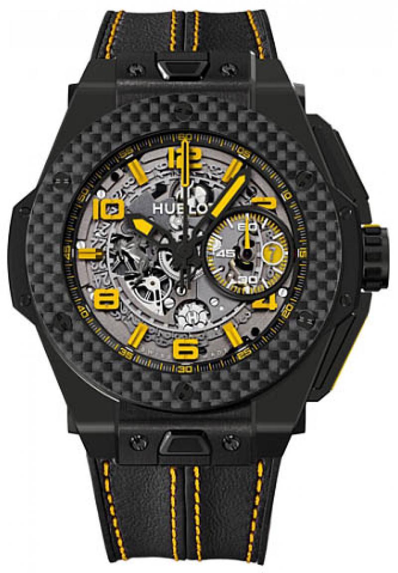 hublot big bang ferrari 45mm men 39 s watch model 401. Black Bedroom Furniture Sets. Home Design Ideas
