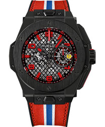 Hublot Big Bang Ferrari Speciale Red White Blue   Model: 401.CX.1123.VR