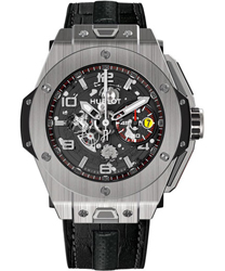 Hublot Big Bang Ferrari 45mm   Model: 401.NX.0123.GR