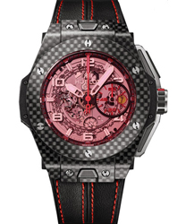 Hublot Big Bang Ferrari 45mm   Model: 401.QX.0123.VR