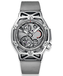 Hublot Techframe Ferrari Tourbillon Chronograph Men's Watch Model: 408.JW.0123.RX
