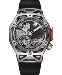 Hublot Techframe Ferrari Tourbillon Chronograph   Model: 408.NI.0123.RX