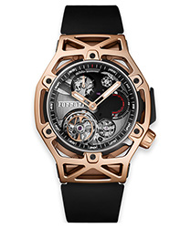 Hublot Techframe Ferrari Tourbillon Chronograph Men's Watch Model 408.OI.0123.RX