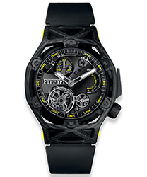 Hublot Techframe Ferrari Tourbillon Chronograph Men's Watch Model: 408.QU.0129.RX