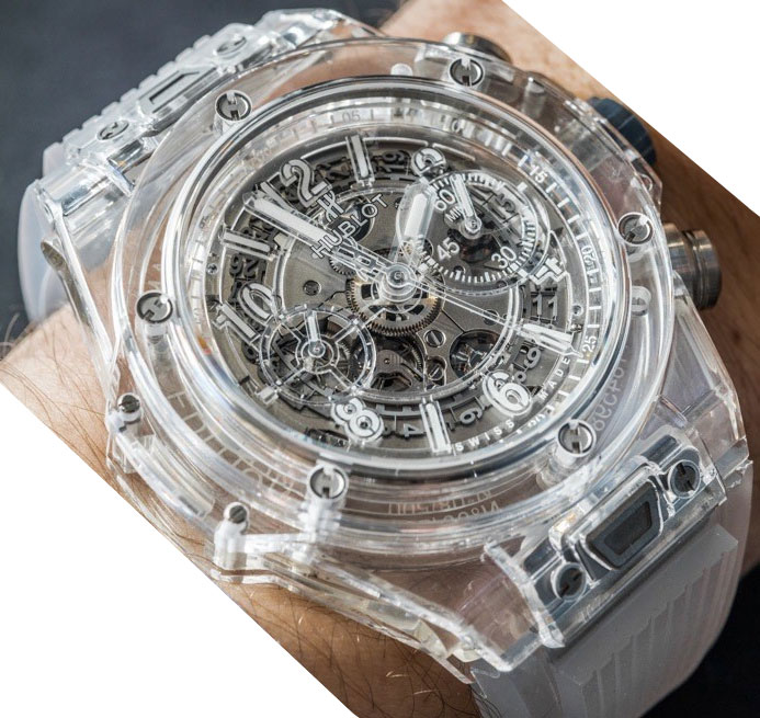 Hublot Big Bang Men's Watch Model 411.JX.4802.RT Thumbnail 2