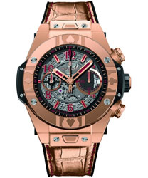 Hublot Big Bang Unico World Poker Tour Watch   Model: 411.OX.1180.LR.WPT15