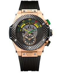Hublot Unico Bi-retrograde 2014 Fifa World Cup Men's Watch Model: 412.OQ.1128.RX