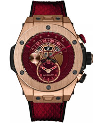 Hublot Unico Retrograde Chronograph Kobe Vino Bryant   Model: 413.OX.4738.PR.KOB15
