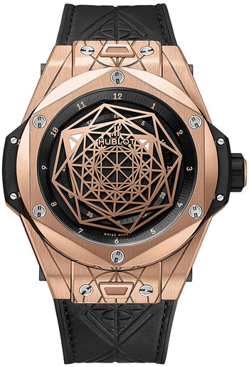 Hublot Big Bang Men's Watch Model 415.OX.1118.VR.MXM17