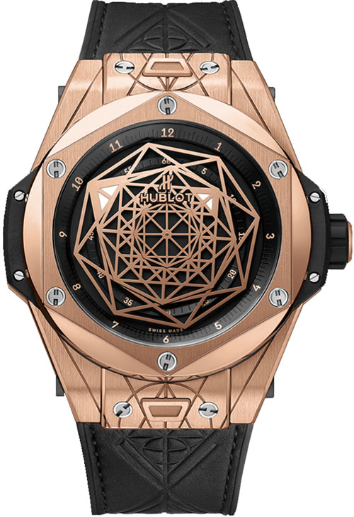 Hublot Big Bang Men's Watch Model 415.OX.1118.VR.MXM17 Thumbnail 2