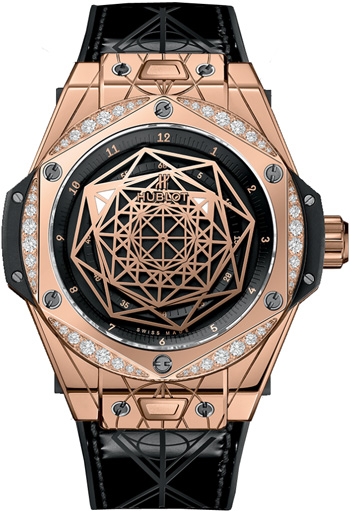 Hublot Big Bang Unisex Watch Model 465.OS.1118.VR.1204.MXM17