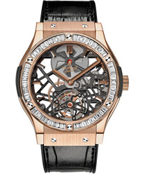 Hublot Classic Fusion Men's Watch Model 505.OX.0180.LR.1904