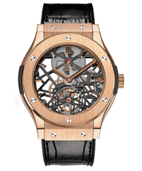 Hublot Classic Fusion Men's Watch Model 505.OX.0180.LR