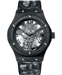 Hublot Classic Fusion Men's Watch Model 505.UC.0140.LR.1900.SKULL