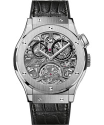 Hublot Classic Fusion Tourbillon   Model: 506.NX.0170.LR