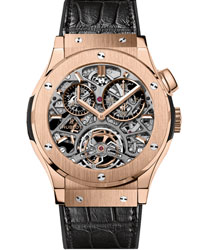 Hublot Classic Fusion Men's Watch Model 506.OX.0180.LR