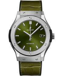 Hublot Classic Fusion Men's Watch Model 511.NX.8970.LR