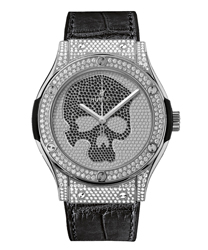 Hublot Classic Fusion Men's Watch Model 511.NX.9000.LR.1704.SKULL