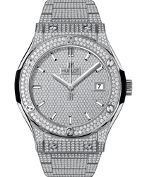 Hublot Classic Fusion Men's Watch Model 511.NX.9010.NX.3704