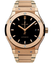 Hublot Classic Fusion Men's Watch Model: 511.OX.1181.OX
