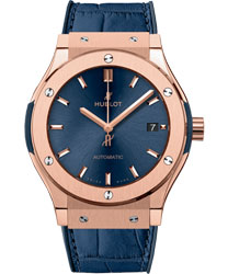 Hublot Classic Fusion Men's Watch Model 511.OX.7180.LR