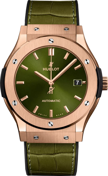 Hublot Classic Fusion Men's Watch Model 511.OX.8980.LR