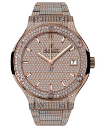 Hublot Classic Fusion Men's Watch Model: 511.OX.9010.OX.3704