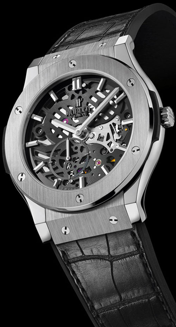 Hublot Classic Fusion Men's Watch Model 515.NX.0170.LR Thumbnail 2