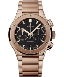Hublot Classic Fusion Men's Watch Model 520.OX.1180.OX