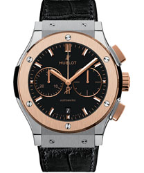 Hublot Classic Fusion Men's Watch Model 521.NO.1181.LR
