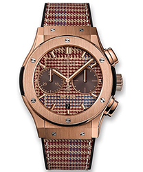 Hublot Classic Fusion Men's Watch Model 521.OX.2709.NR.ITI18