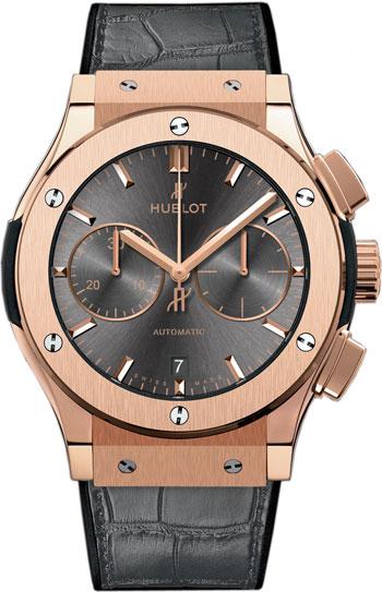 fcb291b6245 Hublot Classic Fusion Chronograph 45mm Men's Watch Model: 521.OX.7081.LR
