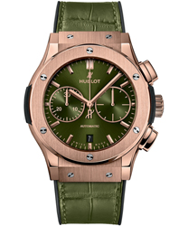 Hublot Classic Fusion Men's Watch Model: 521.OX.8980.LR